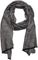 Versace Medusa Modal Cotton & Cashmere Scarf