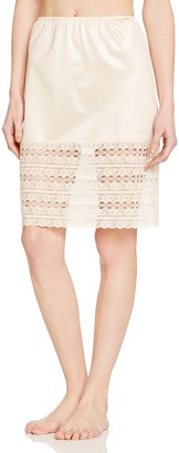 Naturana Women's Elsa-Jupon antistatique-Longueur Ajustable 55 cm Petticoat