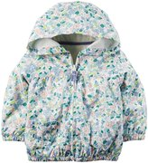 Carter's Jacket (Baby) - Floral - 6 Months