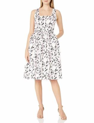 Helene Berman Women's Floral Sun Dress