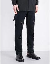 Damir Doma Belt Loop Regular-fit Jeans