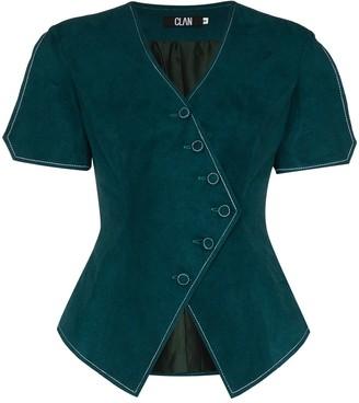 Clan Asymmetric Waistcoat