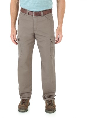 Wrangler Men's Big and Tall Cool Vantage Cargo Pant