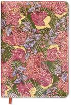 Patricia Nash Metallic Tooled Lace Vinci Notebook