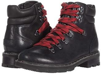 Sorel Lennox Hiker (Black) Women's Boots