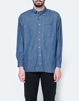 Gitman Brothers Oversized 6oz Denim Shirt