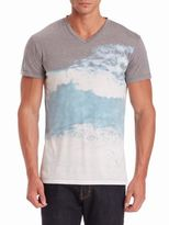 Sol Angeles Faded Print Tee