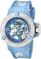 Invicta Women's 17131 Subaqua Analog Display Mechanical Hand Wind Blue Watch