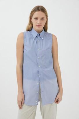 Urban Renewal Vintage Recycled Bleach Bottom Shirt