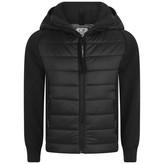 C.P. Company C.P. CompanyBoys Black Soft Shell Padded Jacket