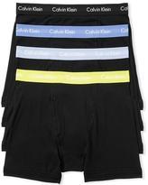 Calvin Klein Cotton Classic Boxer Brief 4-Pack Underwear - Men's