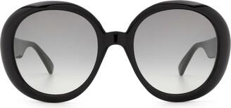 Gucci Gg0712s Black Sunglasses