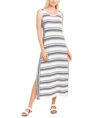 Max Studio Women's Stripe Sleeveless Maxi Dress