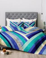 Thumbnail for your product : Deny Designs Jacqueline Maldonado Geometric Stripes Comforter Set