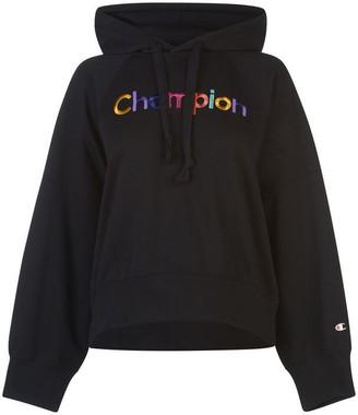 Champion Rainbow Crop OTH Hoodie