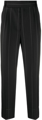 Ermenegildo Zegna Pinstripe Tailored Trousers