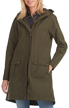 Barbour Linwood Hooded Raincoat