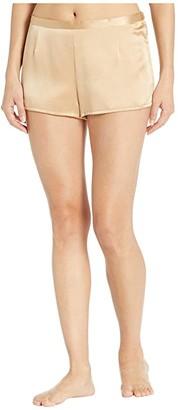 La Perla Silk Shorts (Skin) Women's Pajama