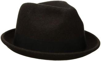 Goorin Bros. Men's Good Boy Wool Flip up Fedora Hat