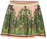 Scotch R'Belle Girl's Jungle Print Skirt