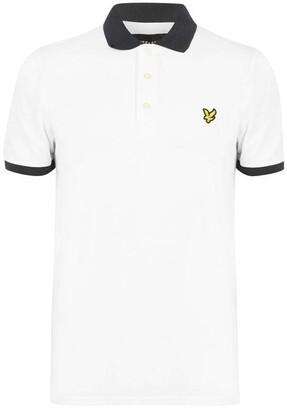 Lyle & Scott Contrast Collar Polo Shirt