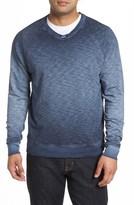 Tommy Bahama Men's Santiago Ombre V-Neck Sweatshirt