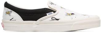 Vans x Ralph Steadman bee print sneakers