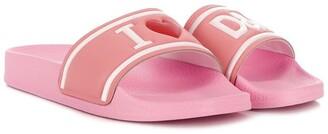 Dolce & Gabbana I love slides