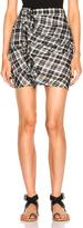 Etoile Isabel Marant Wilma Chic Check Skirt