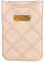 Marc Jacobs Quilted Phone Case