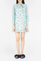 Paul & Joe Sister Hirondelle Bird-Print Dress