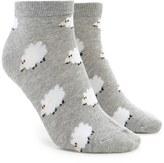 Forever 21 FOREVER 21+ Sheep Ankle Socks