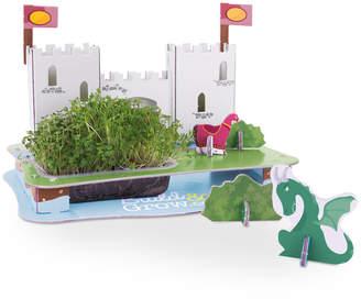 Build & Grow Co - 3D Puzzle Garden - Castle