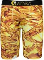 Ethika Men's Golden Ticket The Staple Fit Boxer Brief Underwear-XL