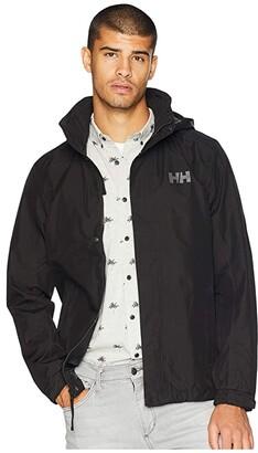 Helly Hansen Dubliner Jacket (Black) Men's Coat