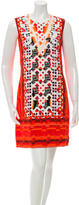 Peter Pilotto Shift Digital Print Dress