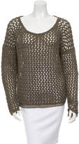 Rag & Bone Knit Long Sleeve Sweater