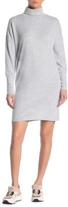 Noisy May Bat Wing Sweatshirt Dress