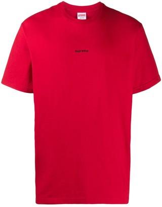 Supreme logo T-shirt