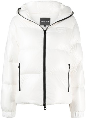 Duvetica Long-Sleeve Padded Jacket