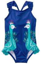 Gymboree Peacock 1-Piece Swimsuit