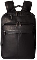 Kenneth Cole Reaction RFID EZ Scan Computer Business Backpack (Black) Backpack Bags