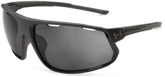 Under Armour Men's UA Strive Polarized Mirror Sunglasses