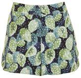 Topshop Desert spot shorts