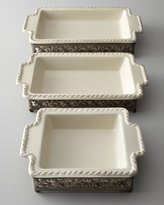 GG Collection G G Collection Medium Ceramic Baker