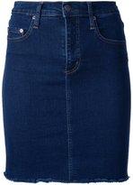 Nobody Denim - Cult Skirt Pure Edge - women - Cotton/Elastodiene/Polyester - 25
