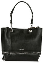 Calvin Klein Faux Leather Reversible Tote