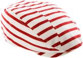 Nautical Stripe Newsboy Cap