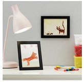 """Ikea Frame Photo Picture 5 X 7"""" Black (2 Pack)"""