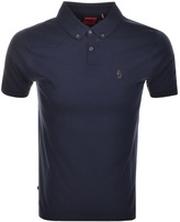 Luke 1977 Stan Poole Polo T Shirt Navy